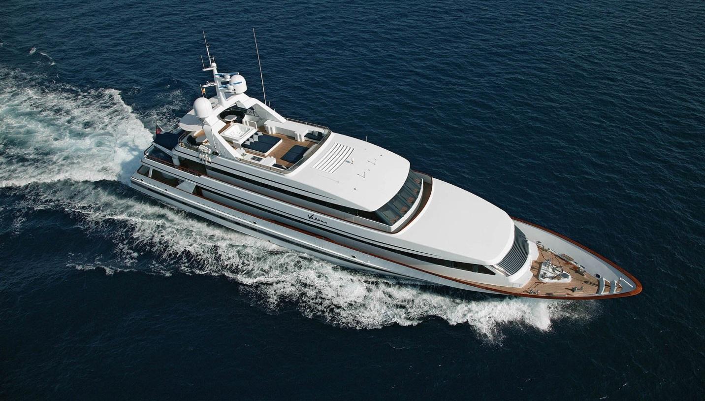 Under $65 Million \u2013 Celebrity Yachts | Yachtcation