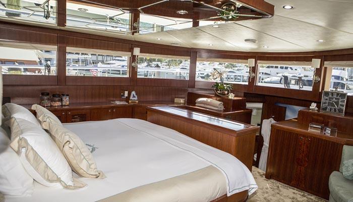 103' Johnson Yacht Charter